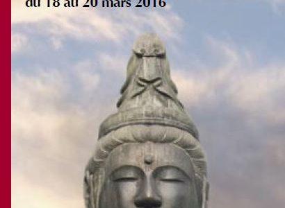 Le Bodhisattva – Atelier d'enseignement