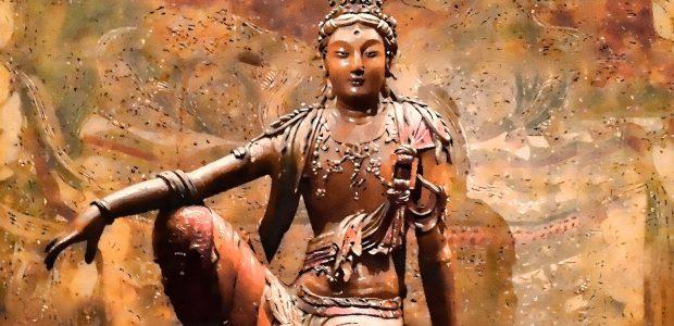 The mind of awakening of the bodhisattva