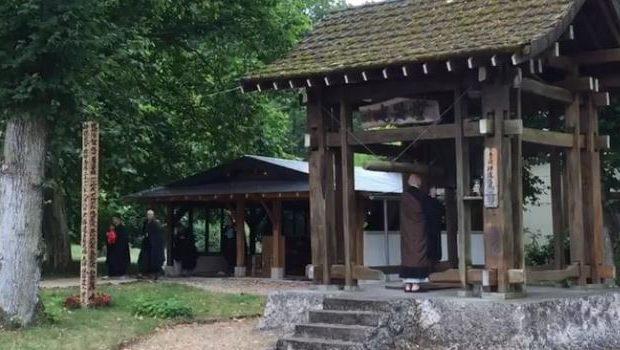 Sesshin au Temple Zen de La Gendronnière